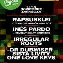 Cartel Lagata Reggae Festival 2020