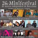 Cartel Minifestival de Música Independiente 2021