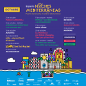 Cartel Noches Mediterráneas 2020