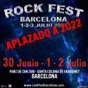 Cartel Rock Fest BCN 2022