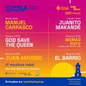 Cartel SOM Festival Castelló 2021