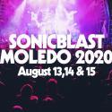 Cartel SonicBlast Moledo 2020