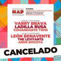 Cartel SonoraMAD Ribera 2020