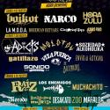 Cartel The Juergas Rock Festival 2016