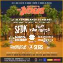 Cartel The Juergas Rock Festival 2022