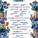 Cartel Abre Madrid 2020