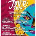 Cartel Acampada Jove 2019
