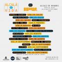 Cartel Alcalá es Vida 2020