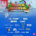 Cartel Alma Latina Festival 2021