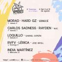 Cartel Amores de verano (Tavernes de la Valldigna) 2020