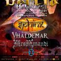 Cartel Barcia Metal Fest 2021