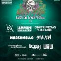 Cartel BBF Barcelona Beach Festival 2020