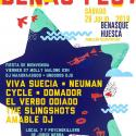 Cartel Benás Fest 2018