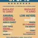 Cartel Contempopránea Badajoz 2016