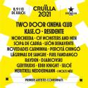 Cartel Cruilla 2021 (Verano)