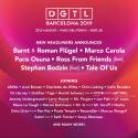 Cartel DGTL Barcelona 2019