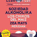 Cartel Ezca Fest 2021
