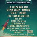 Cartel Fárdelej Music & Vida Festival 2019