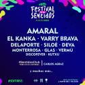 Cartel Festival De Los Sentidos 2021
