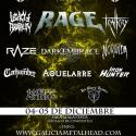 Cartel Galicia Metalhead Festival 2020