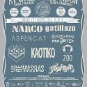 Cartel Gazpatxo Rock 2016