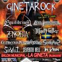 Cartel GinetaRock Festival 2018