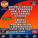 Cartel Gran Canaria SUM Festival 2021