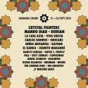 Cartel Granada Sound 2018