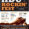 Cartel HDC 843 Rockin' Fest 2019