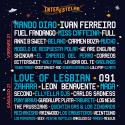 Cartel Festival Interestelar Sevilla 2016