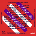Cartel Festival Interestelar Sevilla 2019