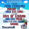 Cartel Intro Music Festival (Valladolid) 2016