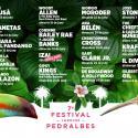 Cartel Festival Jardins Pedralbes 2019