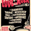 Cartel Love To Rock 2019 (Valencia)