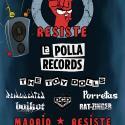 Cartel Madrid Resiste 2021