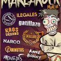 Cartel Marearock Murcia 2019