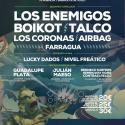 Cartel Mayorga Rock Festival 2014