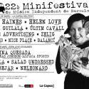 Cartel Minifestival de Música Independiente 2017