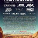 Cartel Monegros Desert Festival 2013