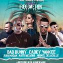 Cartel Madrid Puro Reggaeton Festival 2021