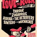 Cartel Love To Rock 2019 (Murcia)