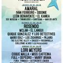 Cartel No Sin Música 2017