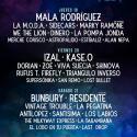 Cartel No Sin Música 2018