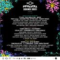 Cartel NOS Primavera Sound 2021