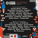 Cartel Granada Sound 2019