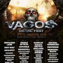 Cartel Vagos Metal Fest 2018