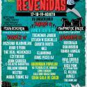 Cartel Festival Revenidas 2018