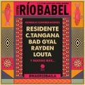 Cartel Festival Río Babel 2021