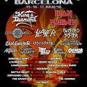 Logo Rock Fest BCN 2016