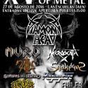 Logo Skulls Of Metal XV